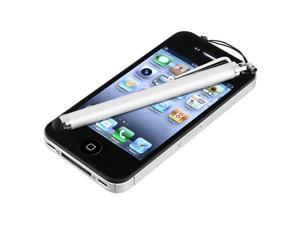 Touch Screen Stylus Compatible with Apple® iPhone® / iPod® / iPad® , Silver