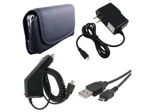 4in1 Case Charger Accessory Bundle compatible with HTC T-Mobile G2