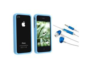 Insten Sky Blue Solid Cell Phone - Case & Covers