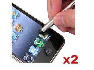 2 x Stylus Touch Pen Compatible With iPad® iPod® iPhone® 3 G 3GS iPhone® 4S - AT&T, Sprint, Version 16GB 32GB 64GB Apple®