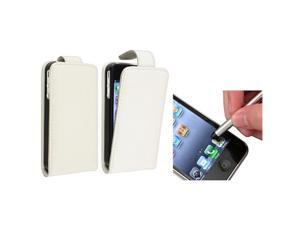 Insten Silver Cell Phone - Stylus