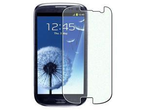 Diamond Screen Protector compatible with Samsung© Galaxy S III i9300, 3-Pack