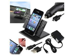 5in1 Charger Holder compatible with Samsung© Galaxy S Fascinate i500