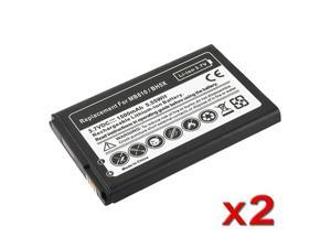 Insten Black Batteries for Motorola 647067