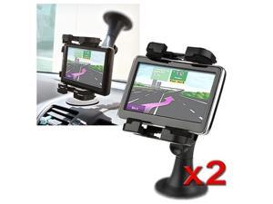 2X Car Windshield Mount Holder Accessory compatible with Apple® iPhone® 3G 3GS 4G Generation
