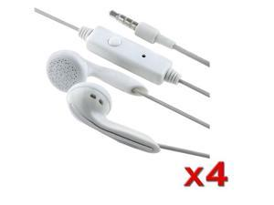4 Headphone For iPhone? 2 3 G 3GS HANDSFREE Mic EARPHONE