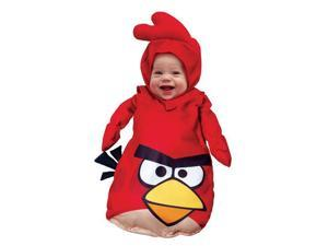 Paper Magic Red Angry Birds Infant Costume