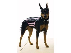 Doginatrix Dog Costume (Pink/Black&#59;Medium)
