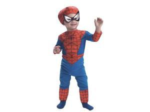 Child's Standard Spider-Man Costume (Size 3T-4T)
