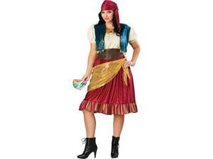 Gypsy 2b Adult Costume