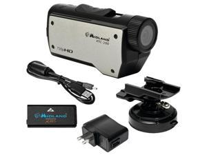 Midland Xtc205Vp2 High-Definition Wearable Action Camera Kit