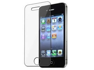 eForCity Compatible With Clear iPhone 4 4G Premium LCD Screen Protector Cover Guard Film Shield