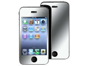 eForCity Mirror Screen Protector Compatible With Apple iPhone 4