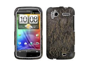 MYBAT Lizzo Bushes Phone Protector Faceplate Cover Compatible With HTC Sensation 4G