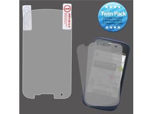 MYBAT Screen Protector Twin-Pack for ZTE V768 (Concord)