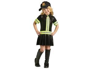 Fire Chief Costume - Small