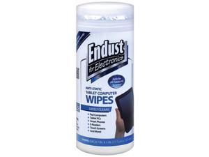 Endust 12596 Tablet Wipes