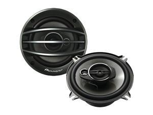 "PIONEER TS-A1374R 5.25"" 3-Way Speakers , Black"