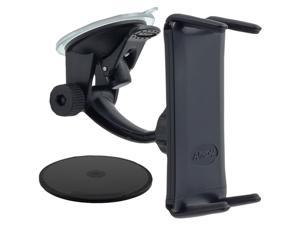 Arkon Sm614 Slim-Grip Ultra Deluxe Windshield/Dashboard Mount Compatible With Smartphones / 7 Inch / 8 Inch Tablets