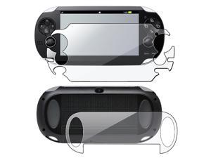 Full Body Reusable Screen Protector for Sony PSP Vita