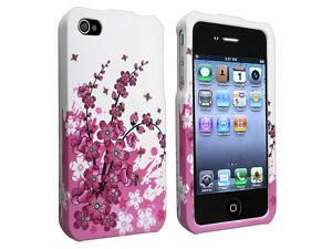 Apple AT/VER iPhone 4 Clip-on Case , Spring Flowers