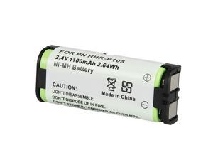 Compatible Ni-MH Battery for Panasonic HHR-P105 Cordless Phone