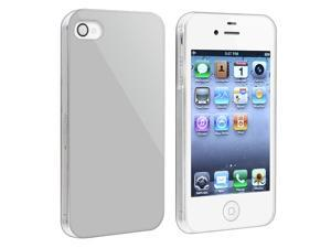 Insten Silver Solid Cell Phone - Case & Covers