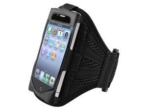 eForCity Sports Armband Arm Band Compatible With Apple® iPhone 4 4G iPhone 4S - At&t/Sprint/Version 16GB 32GB 64GB