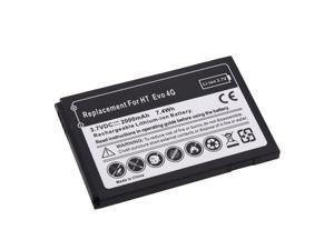 2000mAh Standard Li-ion Battery For HTC Sprint EVO 4G