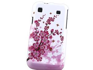 Snap-on Case compatible with Samsung© Vibrant SGH-T959, Spring Flowers