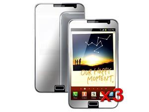 Anti-Glare Screen Protector compatible with Samsung© Galaxy Note N7000, 3-Pack