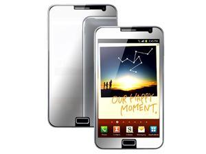eForCity Mirror Screen Protector Compatible With Samsung© Galaxy Note N7000