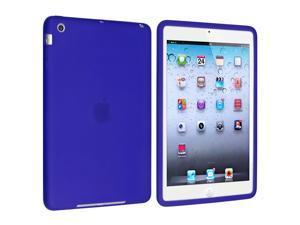 eForCity Silicone Case for Apple iPad Mini 1 / Apple iPad Mini 2 / iPad Mini with Retina Display (iPad Mini 3), Dark Blue
