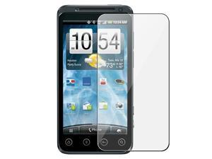 Reusable Screen Protector compatible with HTC EVO 3D
