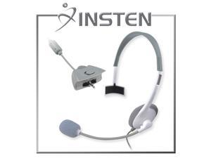 eForCity Headset for Microsoft xBox 360, White