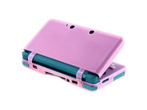 Silicone Skin Case for Nintendo 3DS, Hot Pink