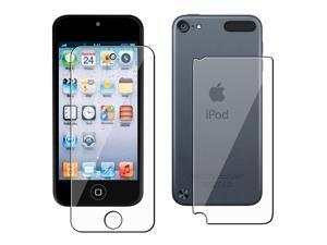 eForCity 2-LCD Kit Reusable Screen Protector Compatible with Apple® iPod touch® 5th Generation
