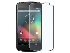 eForCity 10X Anti-Glare LCD Screen Protector Cover Guard Film Shield Compatible With LG Nexus 4 E960