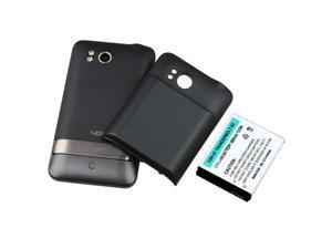 Extended Li-ion Battery with Cover for HTC Thunderbolt 4G