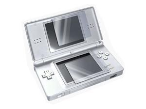 Top LCD, and Bottom Touchscreen LCD Screen Protector for Nintendo DS Lite [2 LCD Kit] with Lint-cleansing Cloth