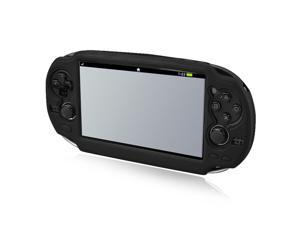 Silicone Skin Case for Sony PlayStation Vita, Black
