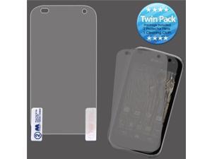 MYBAT Screen Protector Twin-Pack for KYOCERA: C6721 (Hydro XTRM)