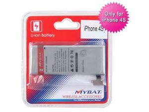 MYBAT Li-ion Battery Compatible With Apple® iPhone 4S/4