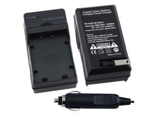 eForCity NP-20 Battery Charger Compatible With Casio Exilim Ex-Z75 Ex-Z77 Us