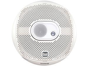 "Dual Dms365 6.5"" Poly Marinized Dual Cone Marine Speakers"
