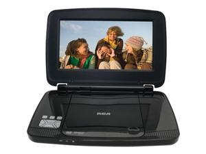 """RCA DRC99392 9"""" Portable DVD Player with Travel Bag"""