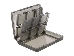 28-in-1 Game Card Case for Nintendo 3DS, Smoke