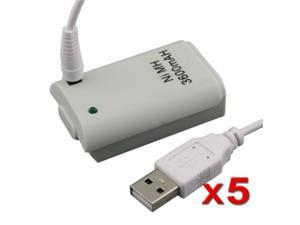 Lot 5 Battery Pack for XBOX 360 Controller Wholesale