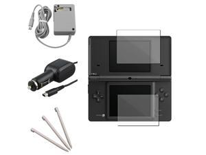 For Nintendo DSi NDSi Walll Car Charger Stylus Gift Set