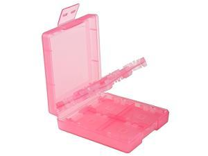 eForCity Nintendo DS / DS Lite / DSi / DSi LL / XL Game Card Case Cover 16-in-1, Light Coral